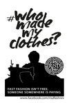 Who Made My Clothes? RISD