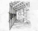 Linear Perspective by Nick DePace and Architecture Department