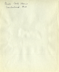 Amos Cooke House (verso) by Archives