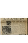 Study to Save Block Island, Designer's News, May 19,1969 by Students of RISD and RISD Archives