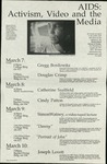 AIDS: Activism, Video, and the Media Lecture Series by John Cavallaro and RISD Archives