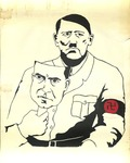 Nixon / Hitler by Students of RISD and RISD Archives
