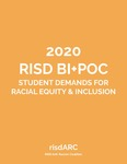 2020 RISD BI+POC Student Demands for Racial Equity & Inclusion by RISD Anti-Racism Coalition (risdARC) and RISD Archives