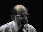 Allen Ginsberg   RISD Auditorium by Allen Ginsberg and RISD Archives