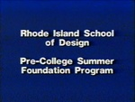 RISD Pre-College Summer Foundation Program by RISD Continuing Education and RISD Archives