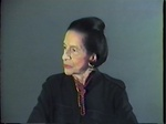 Diana Vreeland Interviewed by Lee Hall by Lee Hall, Diana Vreeland, and RISD Archives
