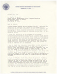 Correspondence from U.S. Department of Education