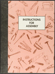Instructions for Assembly: three how-to projects that will improve your life