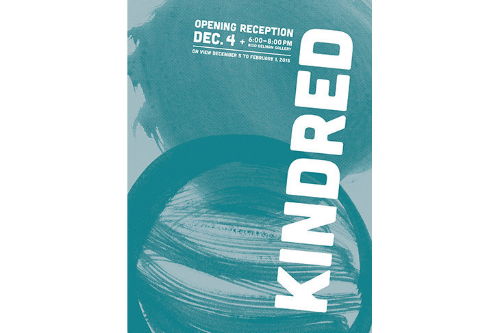Kindred | Print & Critical Dialogue: Panel + Artist Talk Video