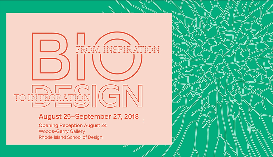 Biodesign Exhibition Posters + Photos