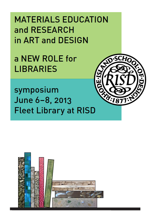 Materials Education and Research in Art and Design: A New Role for Libraries