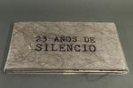 23 años de silencio