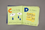ABC of Me by Georgina Bronheim, Special Collections, and RISD Library