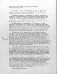 Committee Proceeding June 11, 1940 by Brown/RISD