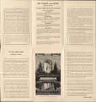 Calendar of Events November 1933