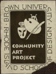 Art Institute Addresses 1932 by Brown/RISD Community Art Project
