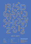 Graduate Thesis Exhibition 2013 by Campus Exhibitions