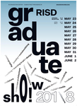 Graduate Thesis Exhibition 2018 by Campus Exhibitions and Graduate Studies