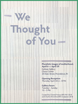 We Thought of You | Pluralistic Images of Motherhood by Campus Exhibitions and Emma Werowinski