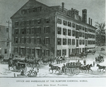 Bayard Ewing Building (formerly Fall River Iron Works)