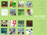 SOLUTIONS Human Centered Approach to Conservation by Illustration Department and History, Philosophy, and the Social Sciences Department