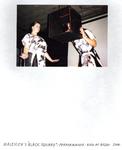 Malevich's Black Square Performance