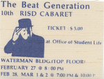The Beat Generation Ticket