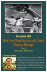 Wartime Mobilization and Rapid Climate Change   Laurence Delina by Liberal Arts Division