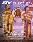 New Observations #135 | The Pine Ridge Reservation Prisoner of War Camp #344