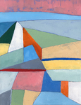 Abstract (mountain) by Robert Garzillo and Fleet Library