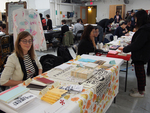 UNBOUND: art book fair 2017 Exhibit by RISD Unbound and Fleet Library