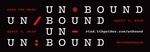 UNBOUND 2017 Bookmark by RISD Unbound and RISD Library