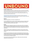 UNBOUND 2018 Exhibitor FAQs by RISD Unbound and Fleet Library