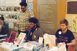UNBOUND: art book fair 2019 Exhibit by RISD Unbound and Fleet Library
