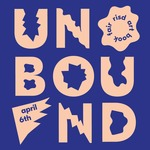 UNBOUND 2019 Socai Media Graphic by RISD Unbound, Fleet Library, and Olivia de Salve Villedieu