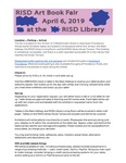 UNBOUND 2019 Exhibitor FAQs by RISD Unbound and RISD Library