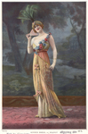 Dinner Dress by Fleet Library, Visual + Material Resources, and Brandt