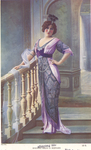 Evening Dress by Fleet Library, Visual + Material Resources, and Bernard