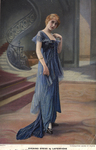 Evening Dress by Madeieine LaFerriere