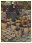 Untitled (Woman with Jugs)