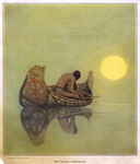 The Silent Fisherman by Fleet Library, Visual + Material Resources, and N. C. Wyeth
