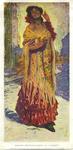 """Madame Bressler-Gianoli as """"Carmen"""""""