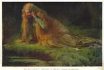 "Miss Mary Garden as ""Melisande""  in Debussy's ""Pelleas and Melisande"""