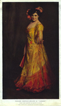 """Madame Gerville-Reache as """"Carmen"""" by Fleet Library, Visual + Material Resources, and Irving Ramsay Wiles"""