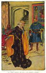 """""""All Misery, Antoine! And now I live beneath a sword"""" from """"The Navarrese"""" by James Branch Cabell"""