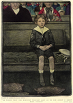 """""""He found that the minister thought just as he did about a great many things"""" from """"The Method of Charles Stuart York"""" by Fleet Library, Visual + Material Resources, and Jessie Willcox Smith"""