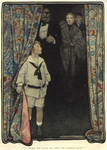 """""""I think we will go out to dinner now"""" from """"The Method of Charles Stuart York"""" by Fleet Library, Visual + Material Resources, and Jessie Willcox Smith"""