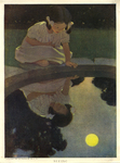 """""""Seeing"""" from """"The Five Senses"""" by Charles W. Beck by Fleet Library, Visual + Material Resources, and Jessie Willcox Smith"""