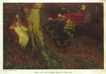 Horse and Man Plunged Heavily After Her by Fleet Library, Visual + Material Resources, and Howard Pyle