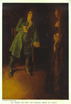 """""""Go, Madam, and leave the prodigal among his husks."""", from """"The Ultimate Master"""" by James Branch Cabell by Fleet Library, Visual + Material Resources, and Howard Pyle"""